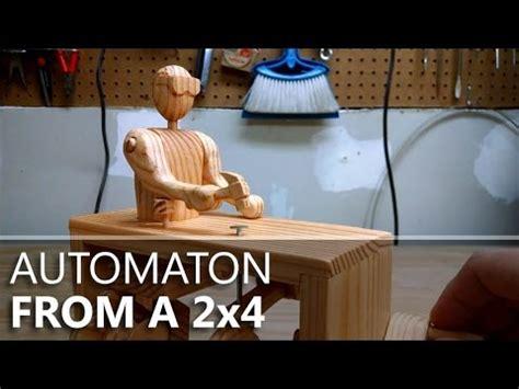 stanley  hammering automaton built