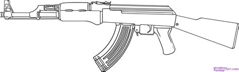 Coloring Page Gun by Nerf Gun Coloring Pages Coloring Home