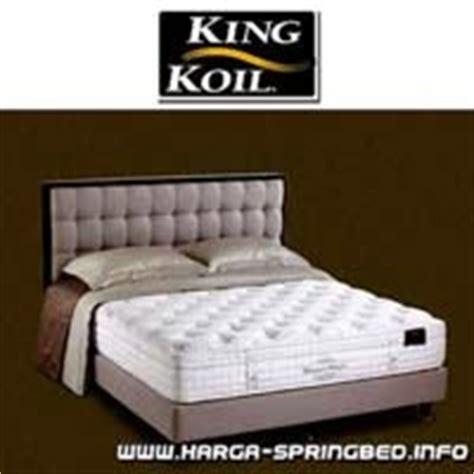 Matras King Koil Di Surabaya toko furniture di bandung harga bed murah harga