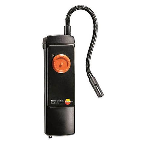 testo 316 1 0632 0316 gas leak detector at the