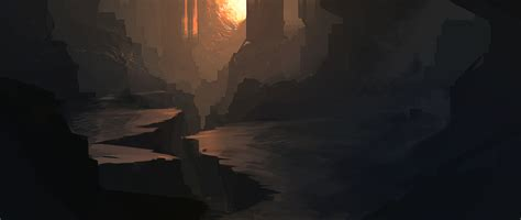 speed painting environment speed painting 1 by grivetart on deviantart