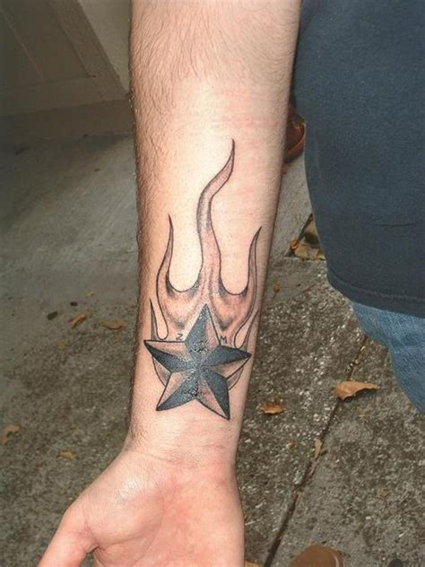 stars and flames tattoo designs 82 fantastic wrist tattoos