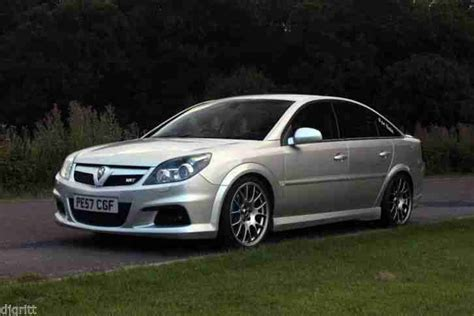 vauxhall vectra vxr vauxhall 2007 vectra vxr car for sale
