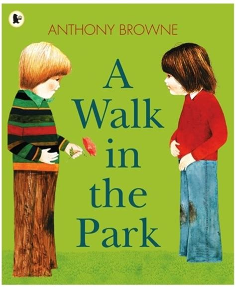 four walks in weather books books anthony browne books