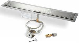 propane pit insert hpc linear trough ss 36 quot lp match lit pit insert