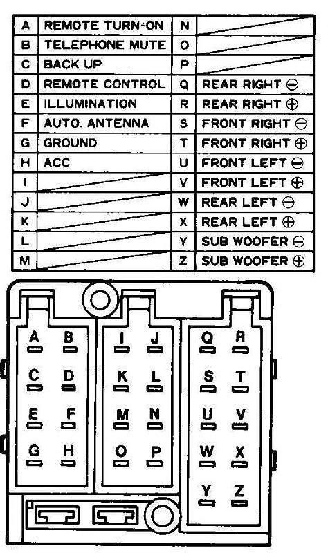monsoon car stereo wiring diagram monsoon wirning diagrams