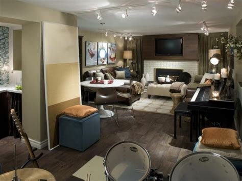 ideas for extra room how to transform your basement into an extra room freshome com