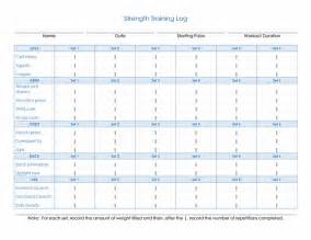 excel workout log template best photos of daily food log excel free daily food log