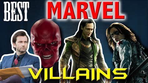 best marvel top 05 best marvel villains mcu