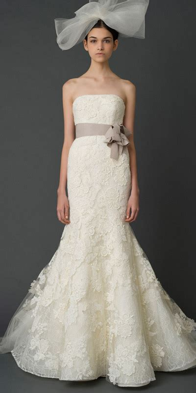 Most Fabulous Vera Wang Wedding Gowns Bridal Collection by Vera Wang Wedding Dresses Style Mewz