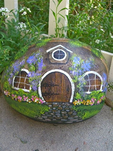Rock Painting Ideas Tips And Inspirations Painted Rocks For Garden