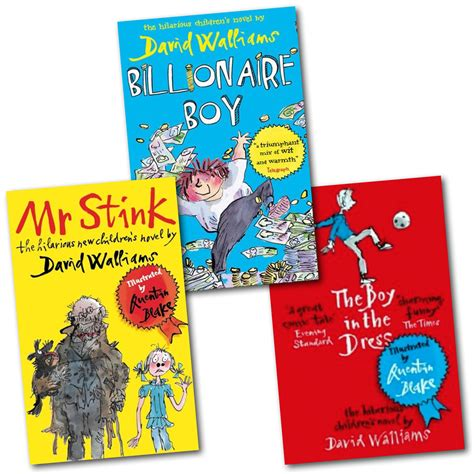 the curious adventures of mr stank books david walliams collection 3 books set billionaire boy boy