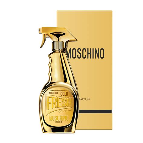 Parfum Gold moschino gold fresh couture eau de parfum 100ml