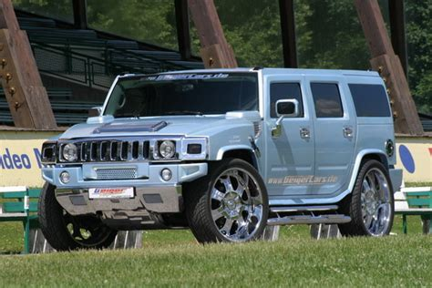 2006 geigercars hummer h2 car review top speed