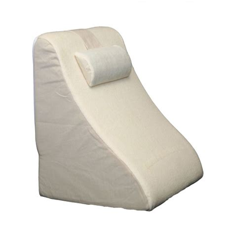 bed wedge pillow br2500bw betterrest deluxe memory foam bed wedge jobri