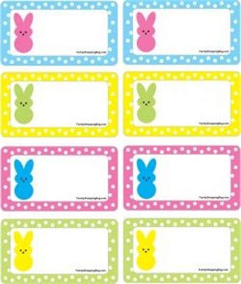 printable easter egg gift tags gift tags peeps easter gift tags free printable ideas