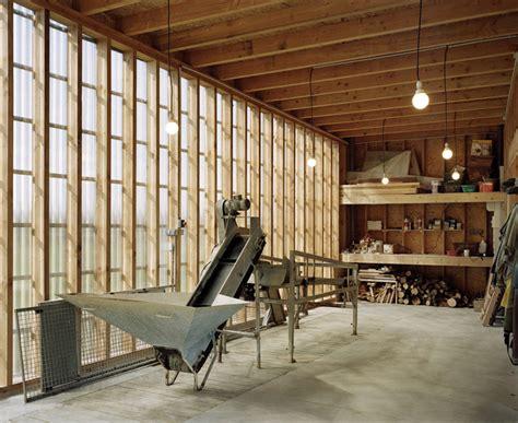 Garage Cerdan by Hangar Ostr 233 Icole Et Lieu De Repos Etel 56