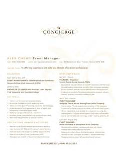 Concierge Cover Letter by 28 Concierge Resume Sle Concierge Manager Resume Security Guards Companies Concierge