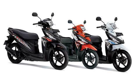 2016 Suzuki Address Fi suzuki address fi striping baru harga tetap autos id