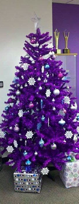 pictures of decorated purple christmas trees 25 best ideas about purple tree on purple purple