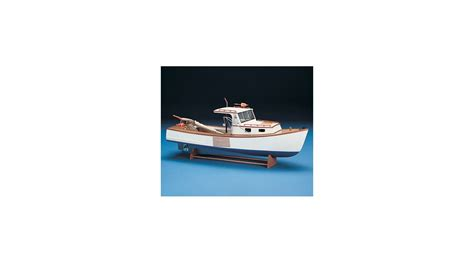 midwest lobster boat kit midwest products c boothbay lobsterboat rc horizon hobby