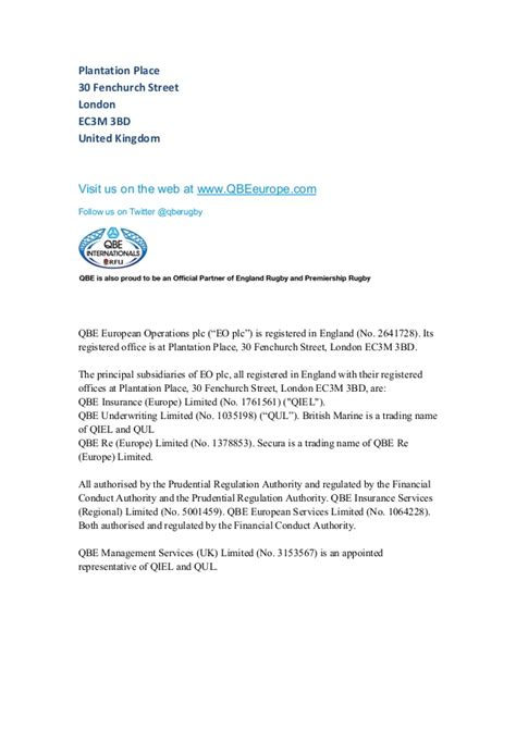 Insurance Letter Of Appointment Uk Marine Appointment Letter