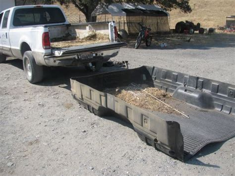 how to remove bed liner do it yourself flat bed truck conversion the view from
