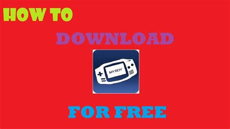 download full version gba emulator free how to download my boy gba emulator full version