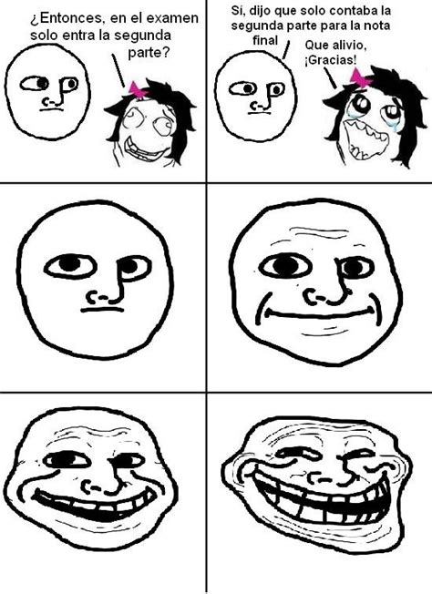 imagenes de memes troll como hacer un trollface meme subido por philippe150