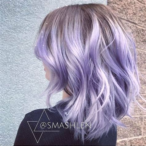 brunette hair gray riots the 25 best silver purple hair ideas on pinterest