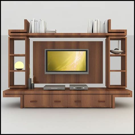 tv units designs modern tv wall unit 3d model tv wall unit modern
