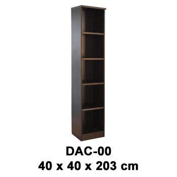Lemari Arsip Kantor Pintu Panel Dhc 8323 jual lemari arsip khusus tinggi tanpa pintu type dac 00 harga murah toko agen