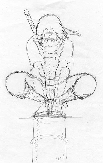 Sketches L by Anime Itachi Sketch