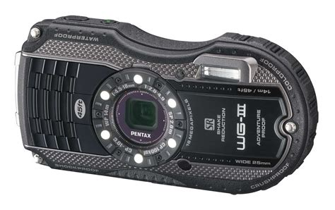 Pentax Rugged by Pentax Announces The Wg 3 And Wg 3 Gps Rugged Digital