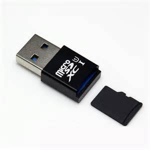 mini 5gbps speed usb 3 0 micro sd sdxc tf card