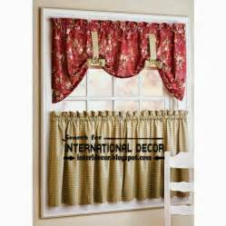 country kitchen curtains ideas largest catalog of kitchen curtains designs ideas 2016