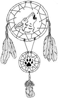 dreamcatcher coloring getcoloringpages