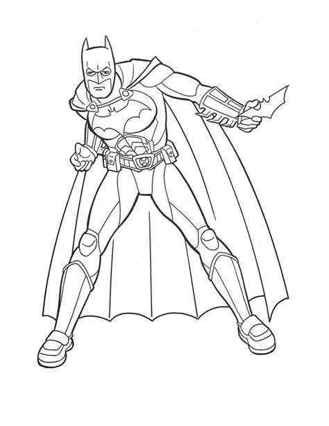 coloring pages for batman free printable batman coloring pages for kids