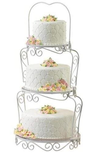wedding cake three tier stand wilton graceful tiers 3 tier wedding cake stand for