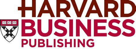Harvard Mba Publisjing worldwide and harvard business publishing partner