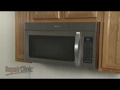 bosch microwave fan won t turn off microwave repair help free troubleshooting and videos