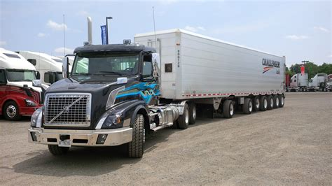 volvo semi truck the volvo vnx heavy hauler truck news
