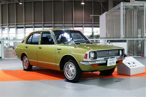 1970 toyota corolla toyota corolla sedan coupe 1970 1978 e20 second