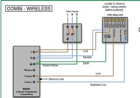 owl wiring diagram diynot forums