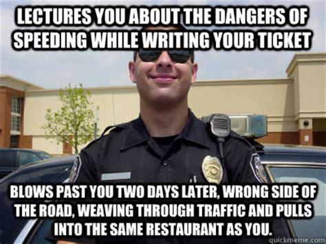 Speeding Meme - funny traffic tickets memes