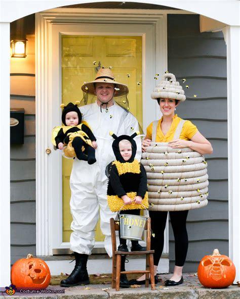 beehive  beekeeper family costume