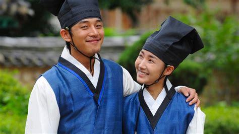 yoo ah in sungkyunkwan sungkyunkwan scandal korean drama review