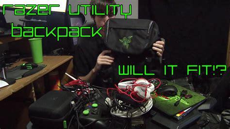 Razer Utility Backpack 1 razer utility backpack review
