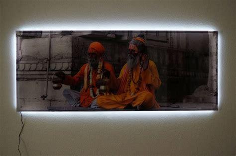 Fotos Auf Glas Beleuchtet by Foto Auf Glas Mit Beleuchtung Hintergrundbeleuchtung