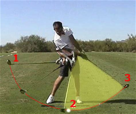 golf swing arm position how to move the arms
